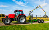 vývozka za traktor