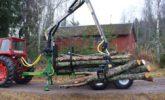 vyvozka dreva