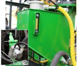Vlastné hydraulický okruh
