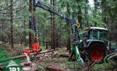 hydraulická ruka DO 3-BODU traktoru