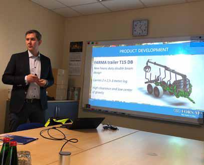 návšteva FORS MW v Estónsku