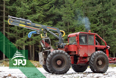 Hydraulická ruka Farma C 6,3 + LKT